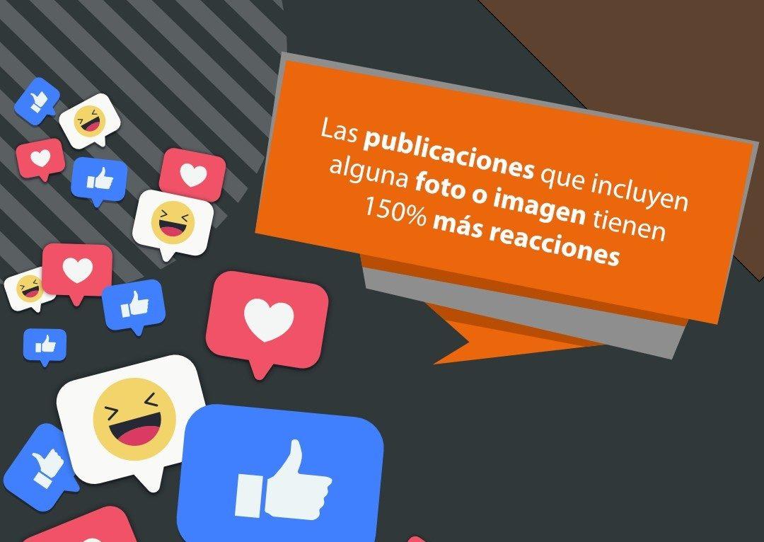 imágenes en las redes sociales