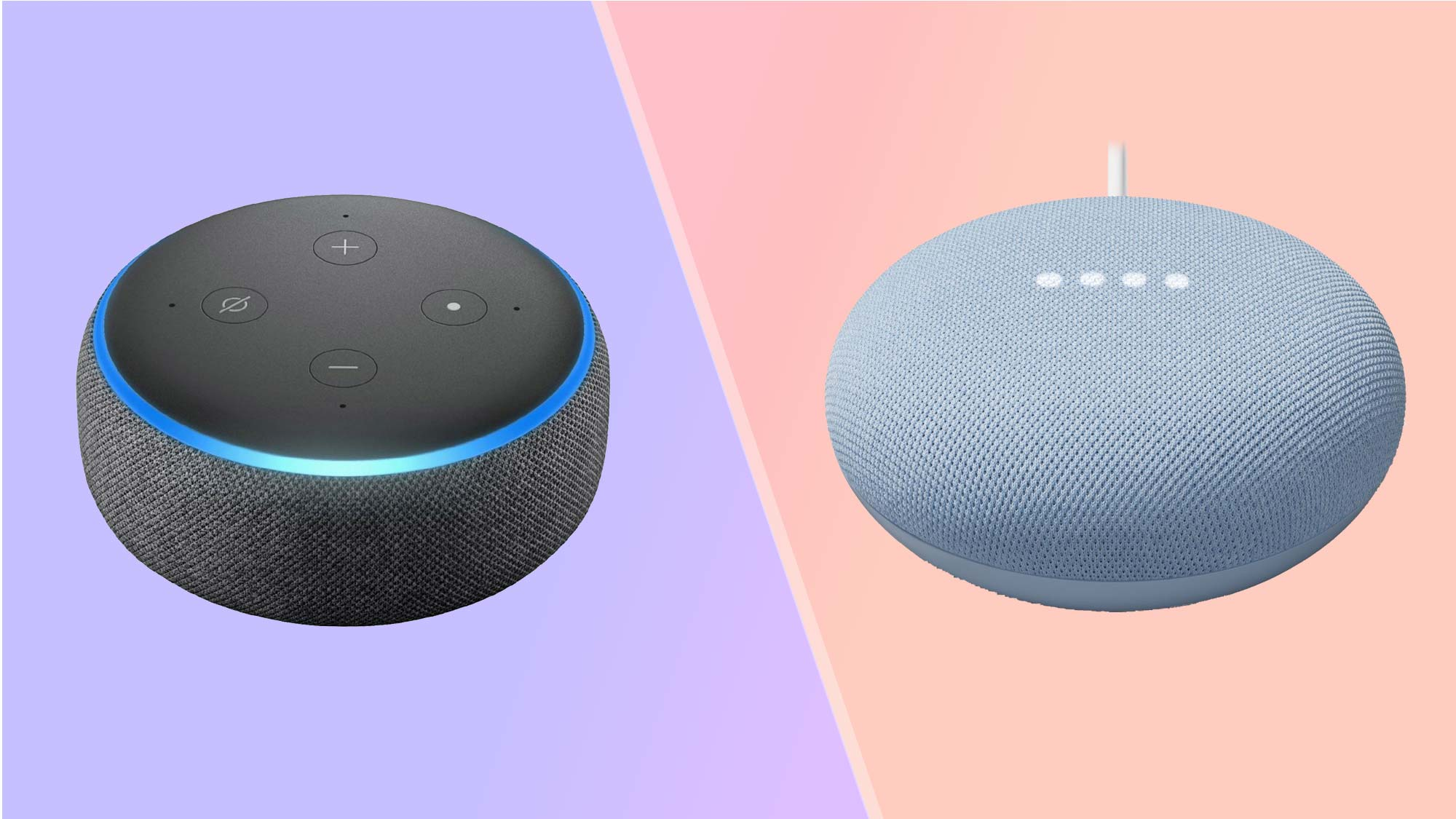 Alexa vs Google